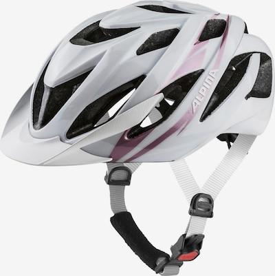 Alpina Fahrradhelm 'Alpina Lavarda' in rosé / weiß, Produktansicht