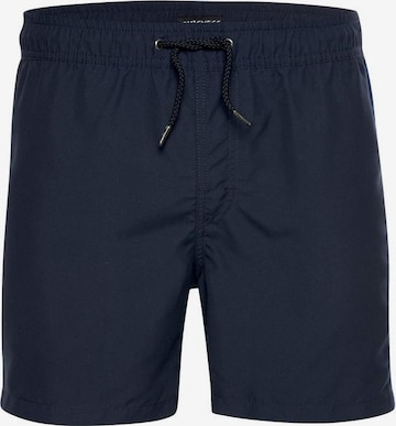 CHIEMSEE Swimming Trunks in Blue