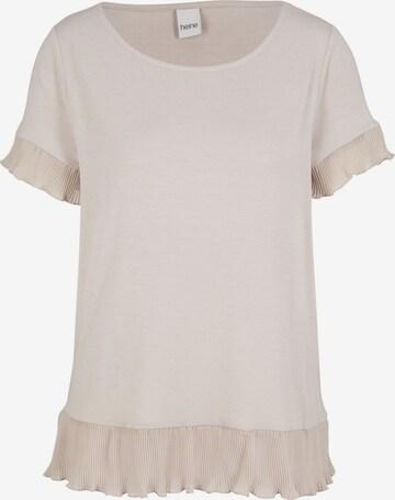 heine Shirt in Beige