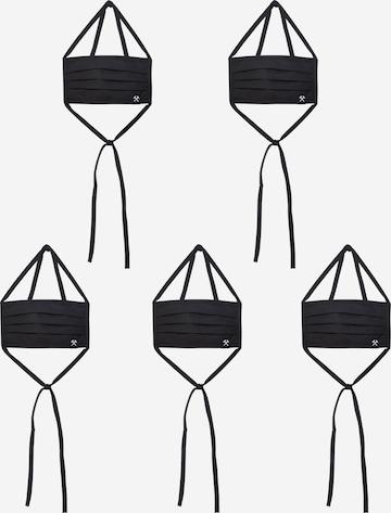 Grubenhelden Предпазни маски '5er Pack' в черно