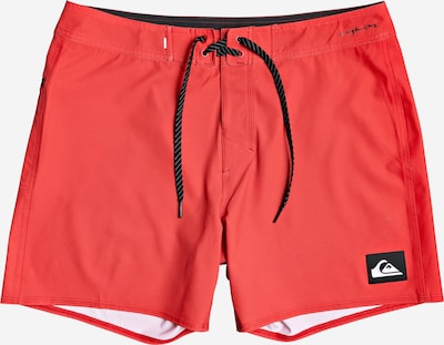 QUIKSILVER Sportbadehose in rot, Produktansicht