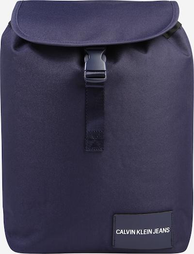 Calvin Klein Jeans Ruksak u tamno plava, Pregled proizvoda