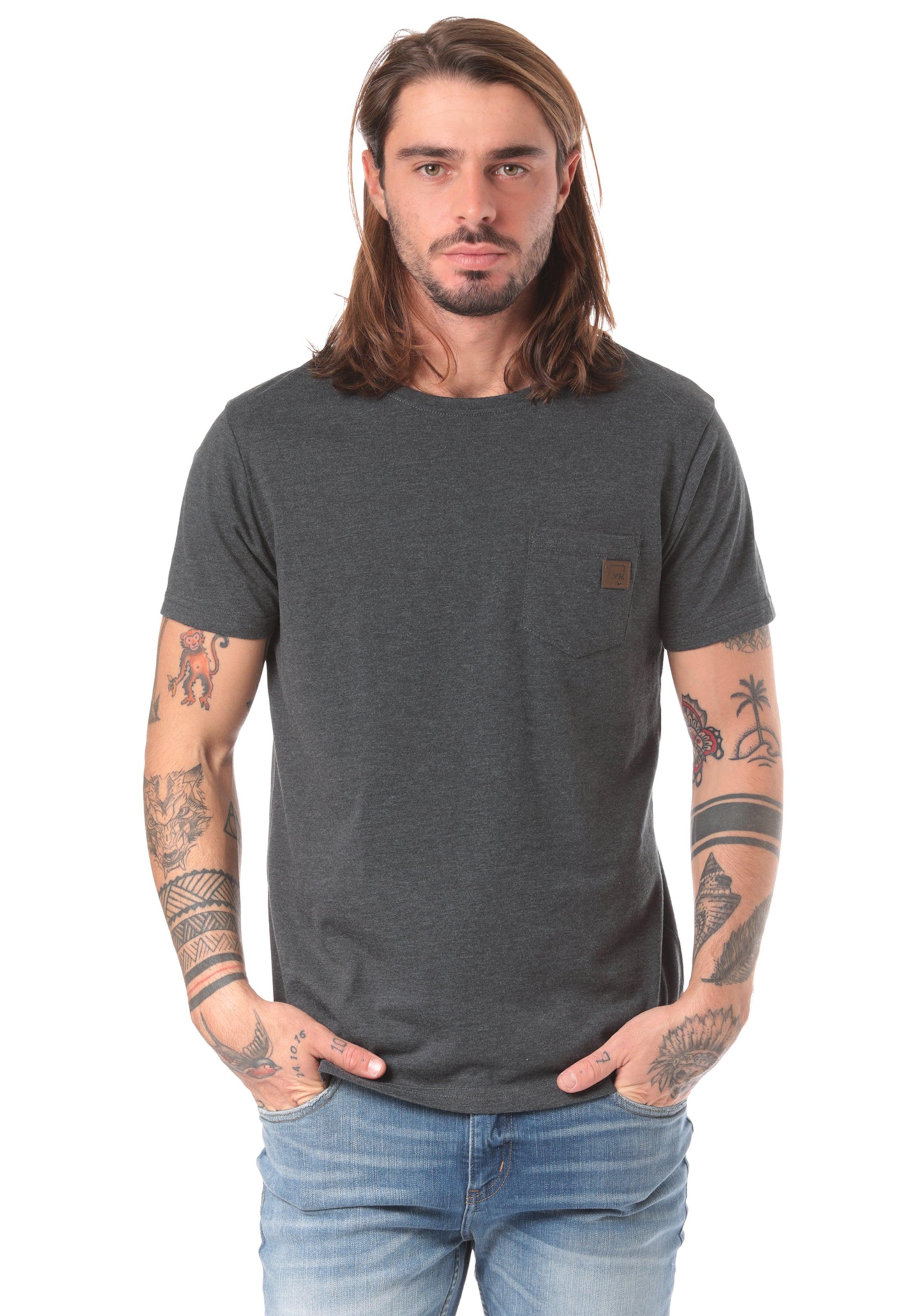 In shirt 'matopo' Lakeville Mountain T Graumeliert sdhQrt