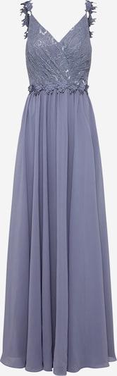 Laona Večernja haljina 'Abendkleid mit Spitzentop' u ljubičasto plava, Pregled proizvoda