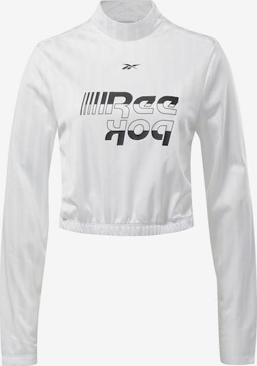 REEBOK Sporttop in weiß, Produktansicht
