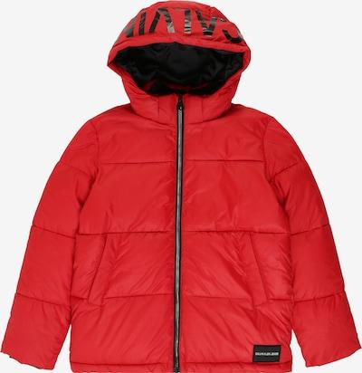 Calvin Klein Jacke 'ESSENTIAL PUFFER JAC' in rot, Produktansicht