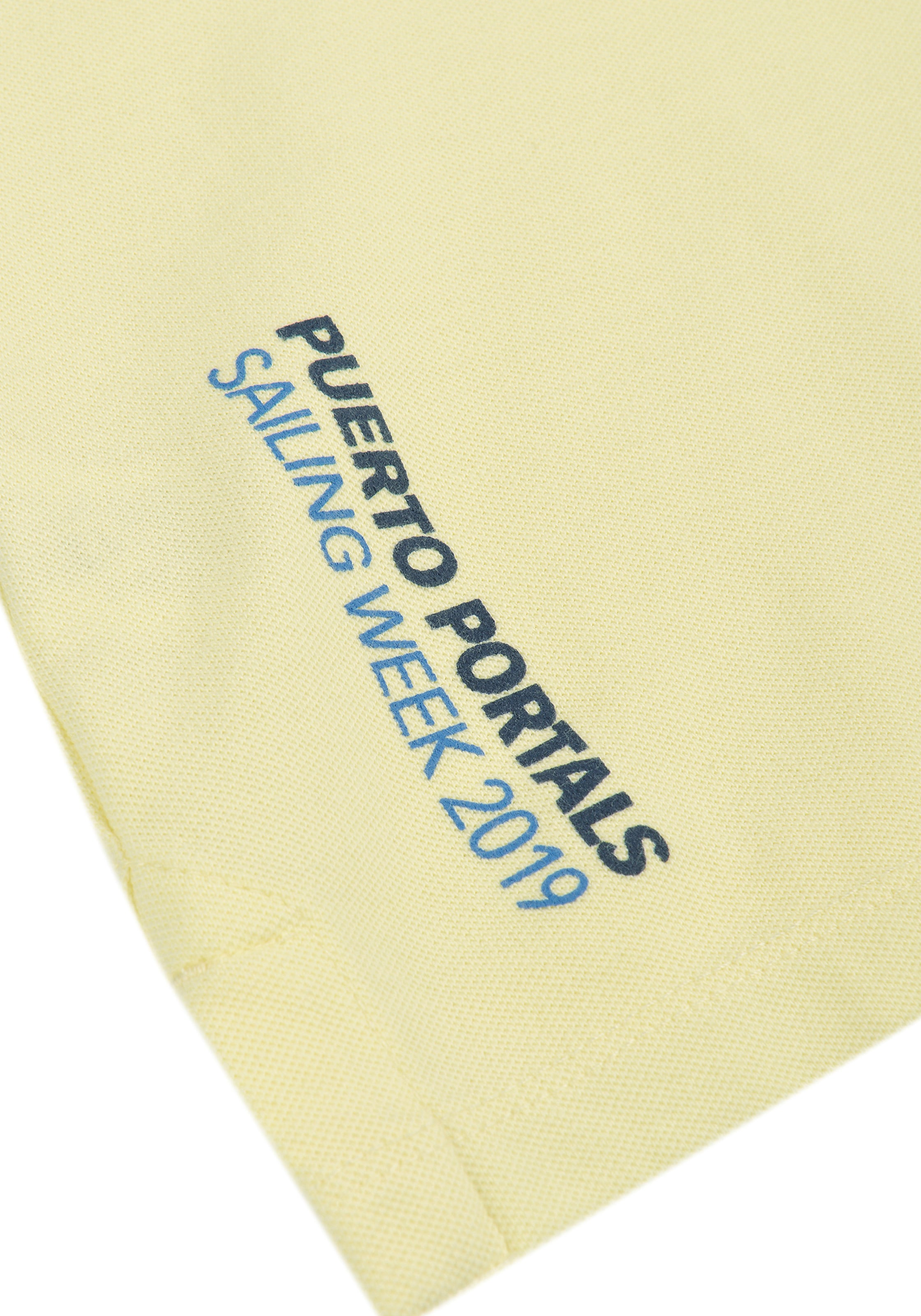 Shirt Code In Gelb Polo 'puerto zero Portals' gyvbfmIY76