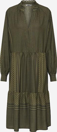 ONLY Kleid in grün / schwarz, Produktansicht