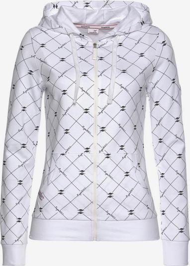 KangaROOS Sweatjacke in weiß, Produktansicht