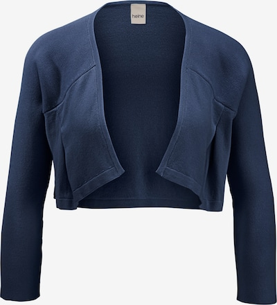 heine Bolero in marine blue, Item view