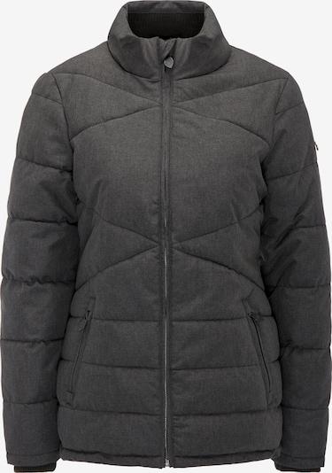 MYMO Winterjas in de kleur Antraciet, Productweergave