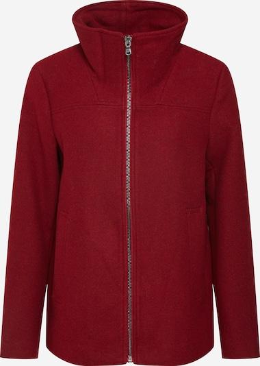 ESPRIT Winterjas in de kleur Bordeaux, Productweergave