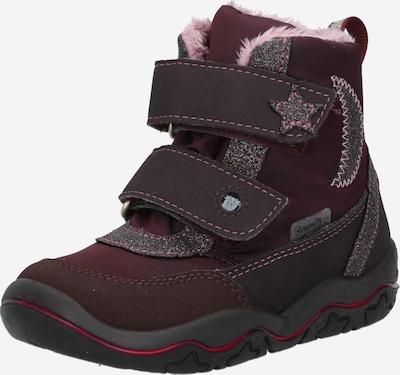 Pepino Schuhe 'Luna' in brombeer, Produktansicht