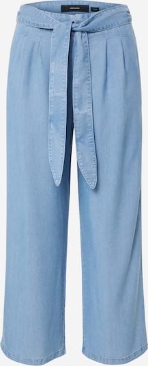 VERO MODA Broek 'VMLAURA' in de kleur Blauw denim, Productweergave
