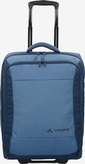 VAUDE Trolley 'Sapporo II' in blau / hellblau, Produktansicht