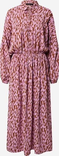 SELECTED FEMME Robe 'Mikai' en marron / rose, Vue avec produit