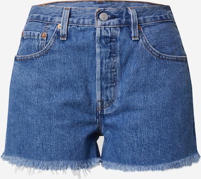 LEVI'S Jeansshorts '501 Original' in blau, Produktansicht