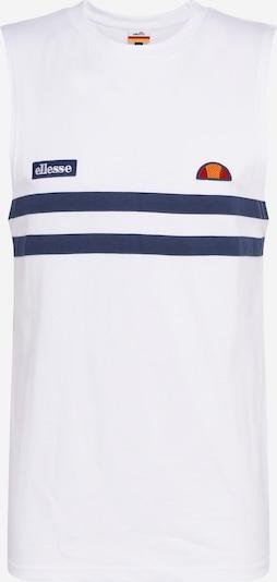ELLESSE T-Shirt 'ANDARE' en blanc, Vue avec produit