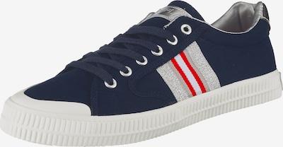 REPLAY Sneaker in navy / grau, Produktansicht