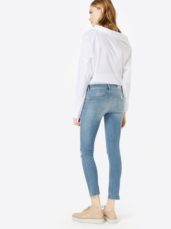 LIU JO JEANS Loosefit Jeans 'b.up ideal reg.w.'