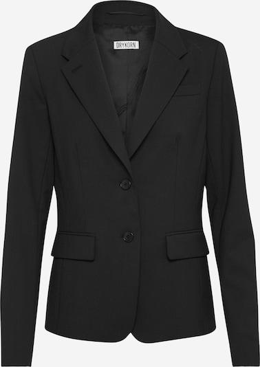 DRYKORN Blazer 'BOULDER 82273' in schwarz, Produktansicht