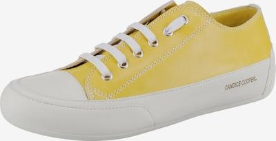 Candice Cooper Sneaker in gelb, Produktansicht