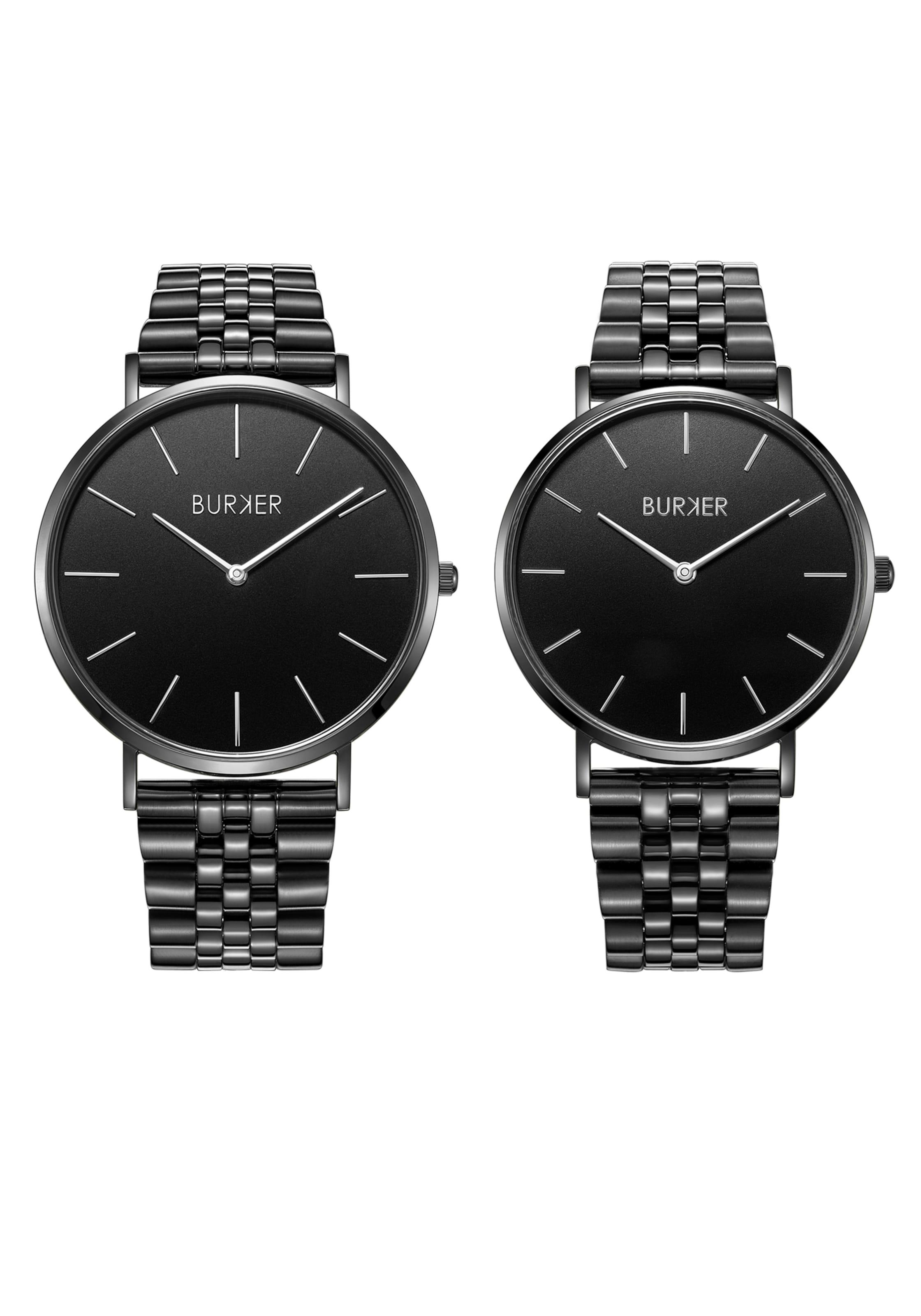 Edition Black Uhr Schwarz Limited In Watches Burker Adamamp; Eve w08PnkOX
