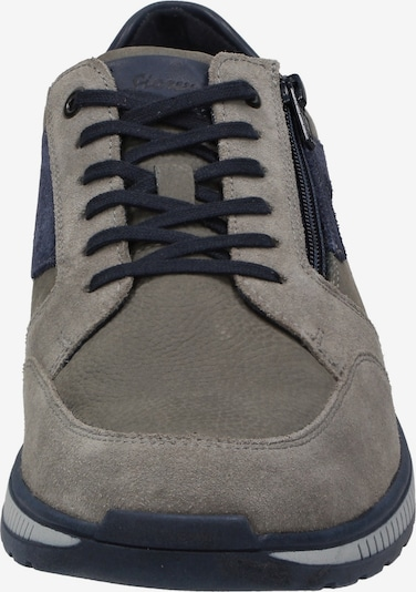 SIOUX Sneakers laag 'Hensley' in Marine / Stone grey EoMt8OpX