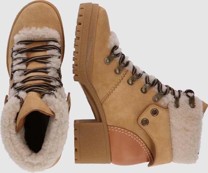 Haltbare Schnürstiefelette Mode billige Schuhe SEE BY CHLOE | Schnürstiefelette Haltbare Schuhe Gut getragene Schuhe 82019a