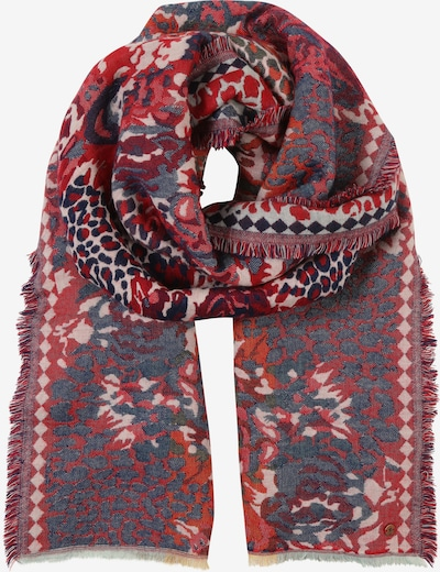 ESPRIT Schal 'LeoJaqua' in rot, Produktansicht