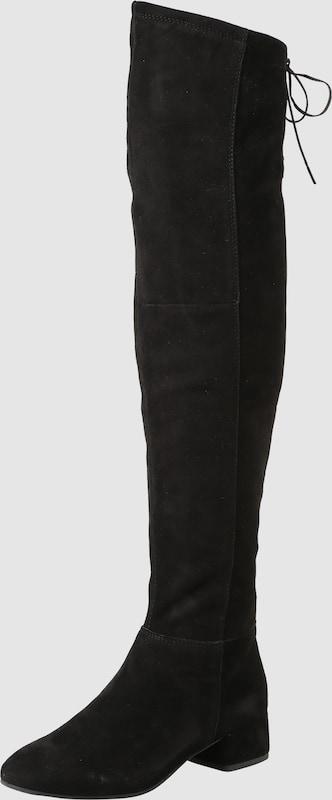vagabond shoemakers overknee stiefel 39 jamilla 39 in schwarz. Black Bedroom Furniture Sets. Home Design Ideas