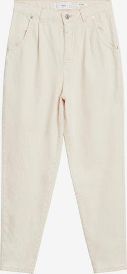 MANGO Jeans regina in weißmeliert, Produktansicht