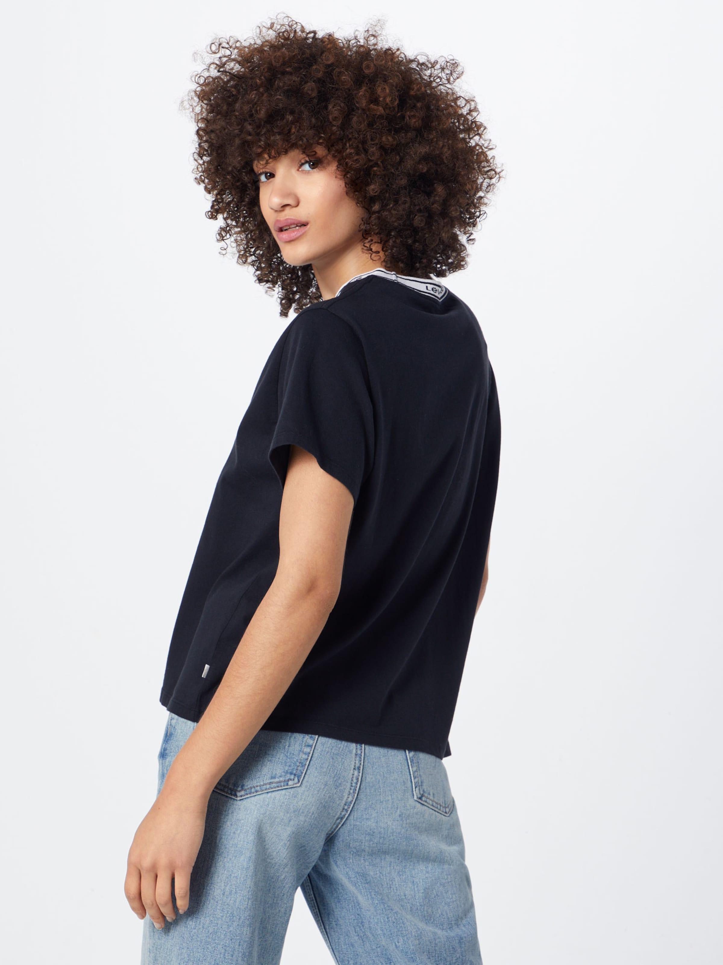 shirt 'varsity Tee' En T NoirBlanc Levi's 7vYb6yfg
