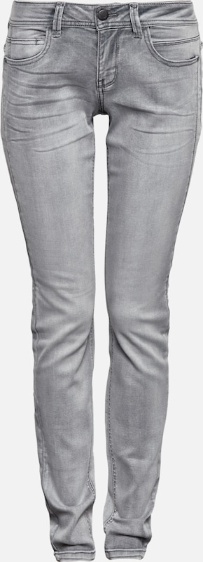 Q S designed by Stretchjeans 'Sadie' 'Sadie' 'Sadie' in grau denim  Neu in diesem Quartal 8ffbbf