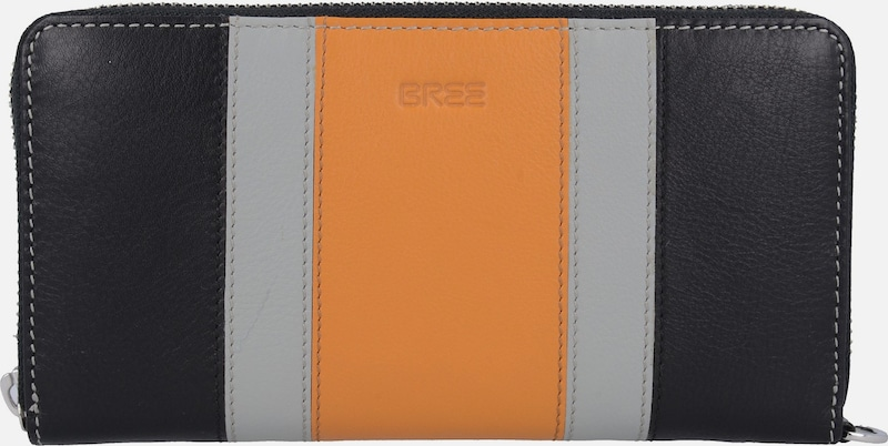 BREE Issy 131 Geldbörse Leder 20 cm