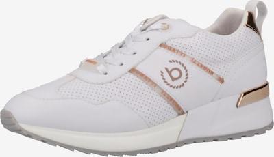 bugatti Sneaker in gold / weiß, Produktansicht