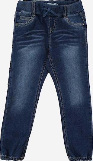 NAME IT Jeans 'BOB JAKE' in blue denim, Produktansicht