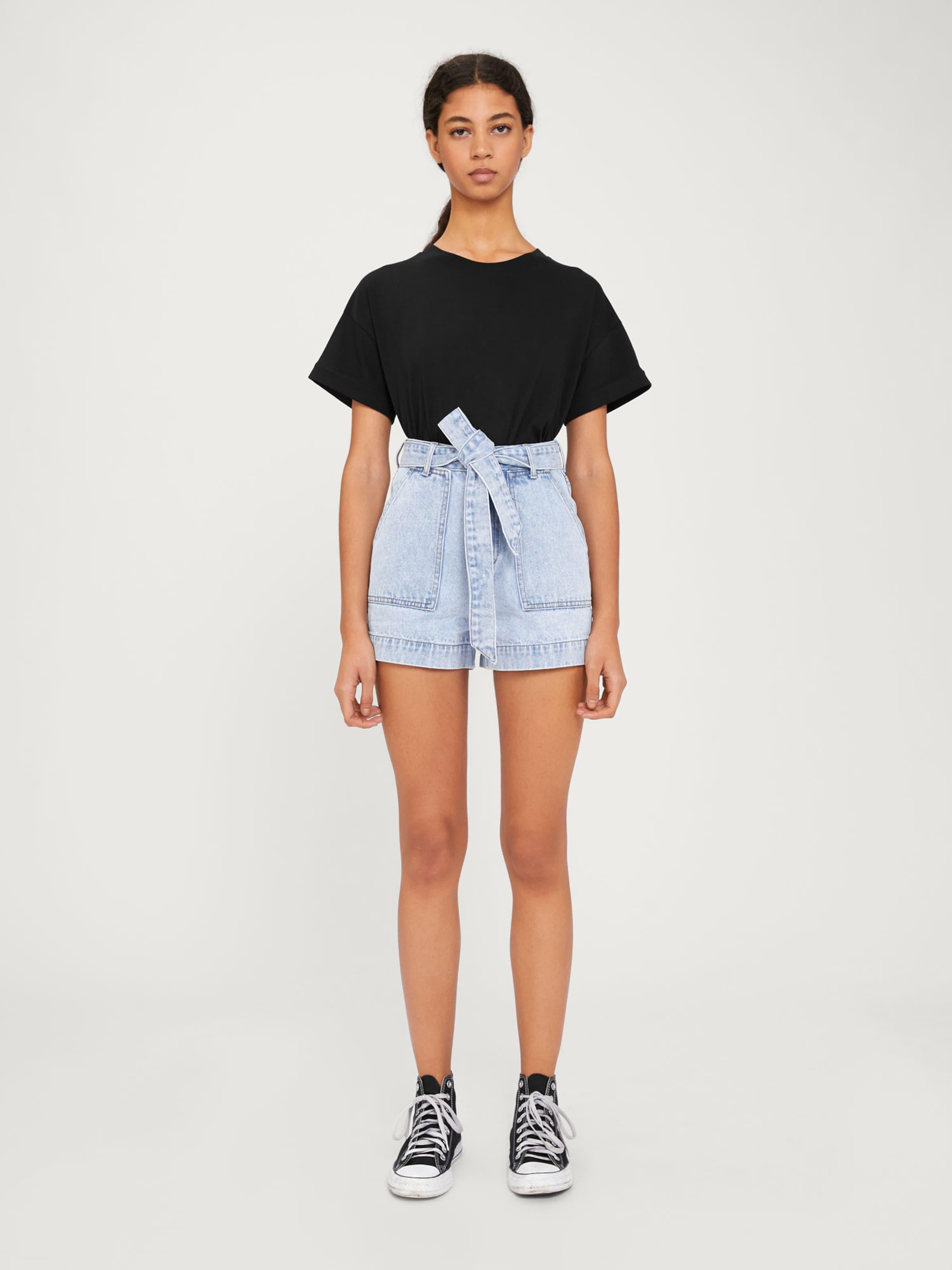 Shorts 'ilyana' Denim Blue Edited In dxQtshrC