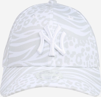 NEW ERA Cap 'WMNS Fashion Fabric 9Forty' in weiß / offwhite, Produktansicht