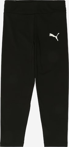 PUMA Sports trousers 'Active' in Black