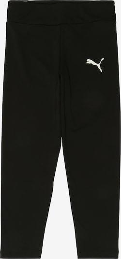 PUMA Hose 'Active' in schwarz / weiß, Produktansicht
