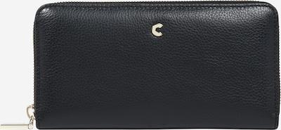 Coccinelle Portemonnaie 'Becca' in schwarz, Produktansicht