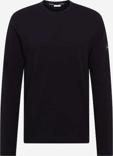 Calvin Klein Shirt in schwarz, Produktansicht