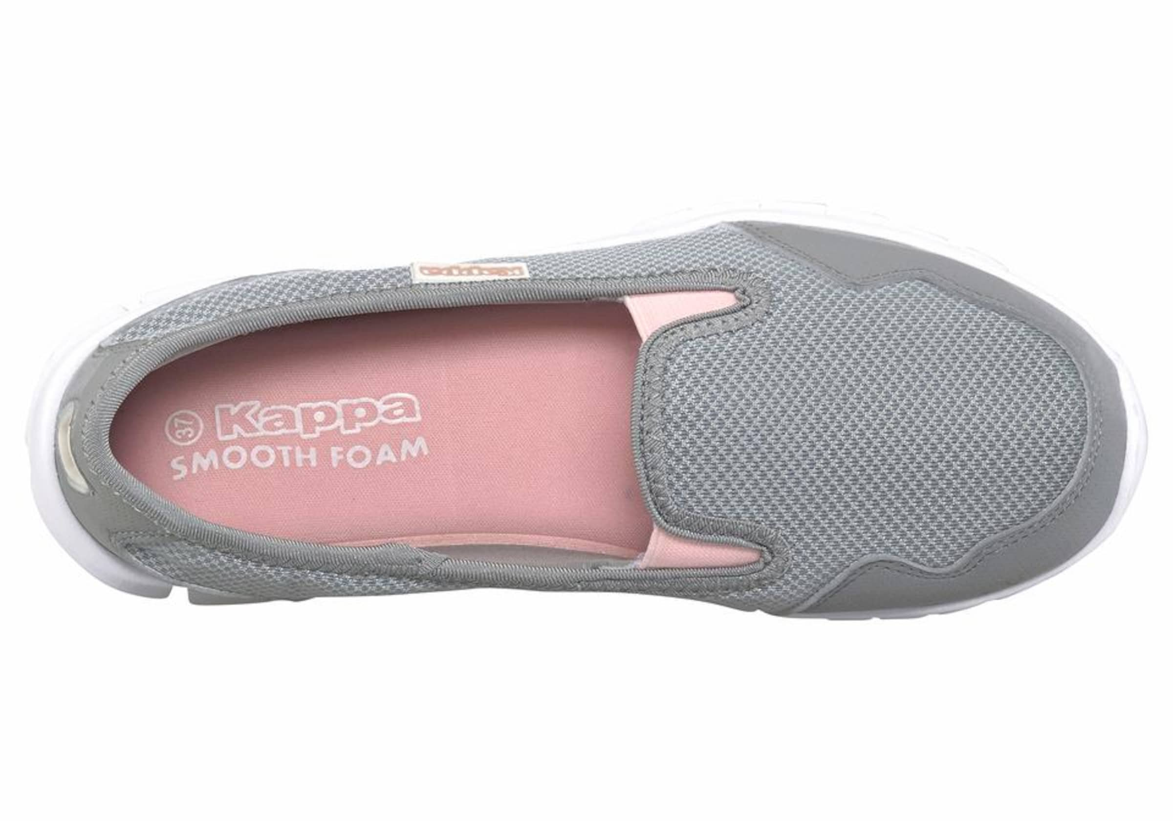 GrauRosa Sneaker Kappa In »gomera« Weiß qSMUzpVG