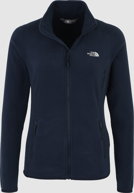 THE NORTH FACE Fleecejacke '100 Glacier' in navy  Große Preissenkung