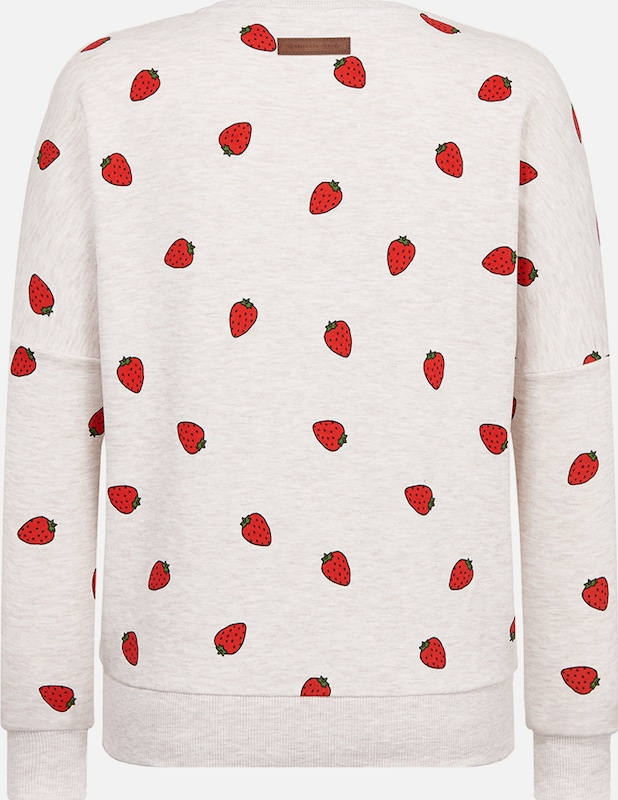 Naketano Sweat Beige shirt ClairRouge En E9YD2WHI