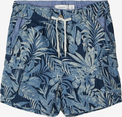 NAME IT Shorts in blau, Produktansicht
