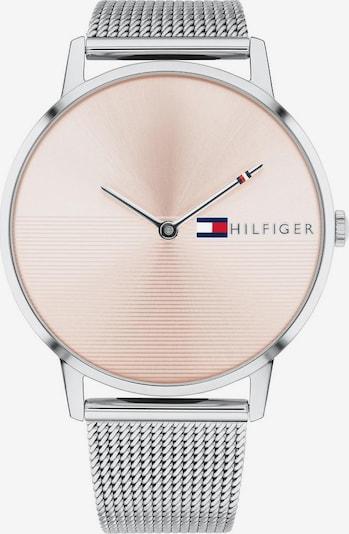 TOMMY HILFIGER Uhr 'Alex 1781970' in altrosa / silber, Produktansicht