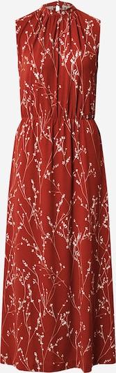 InWear Košulja haljina 'Kalvin' u crvena / bijela, Pregled proizvoda