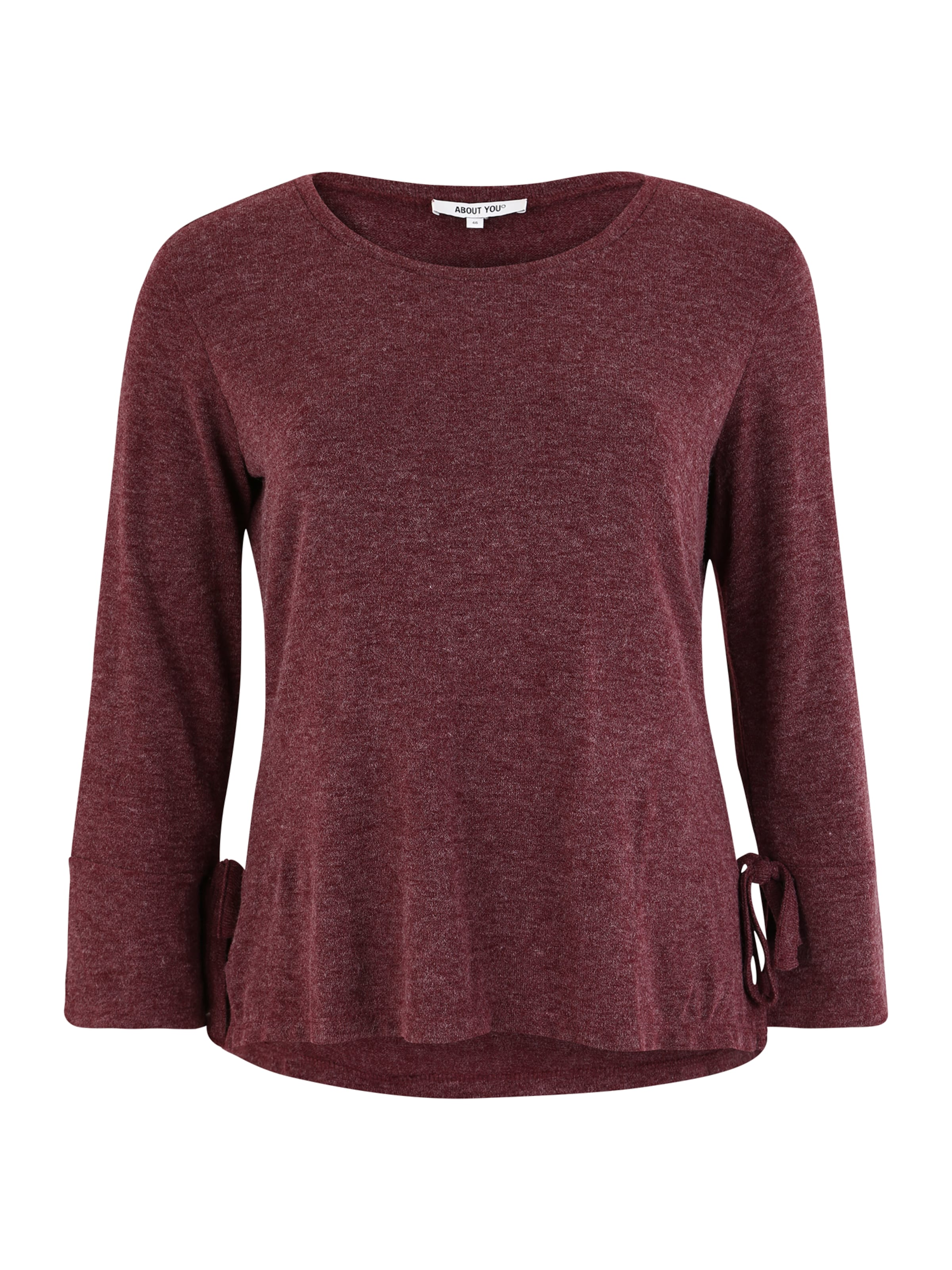 Pullover 'lavina' You About Bordeaux In Curvy hdrtQs